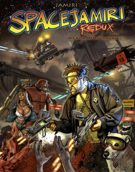 Kostenloser Download SPACEJAMIRI™ REDUX PDF