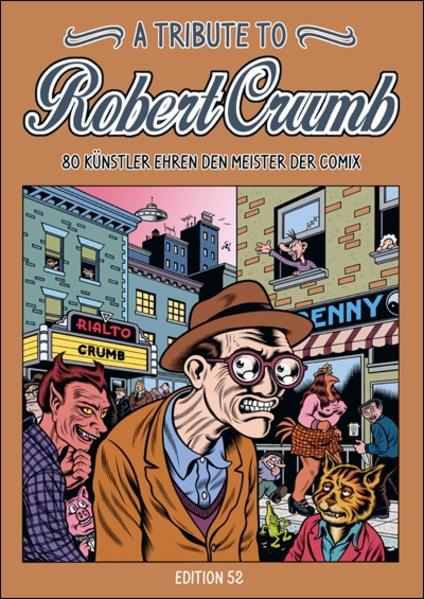 A Tribute to Robert Crumb - Coverbild