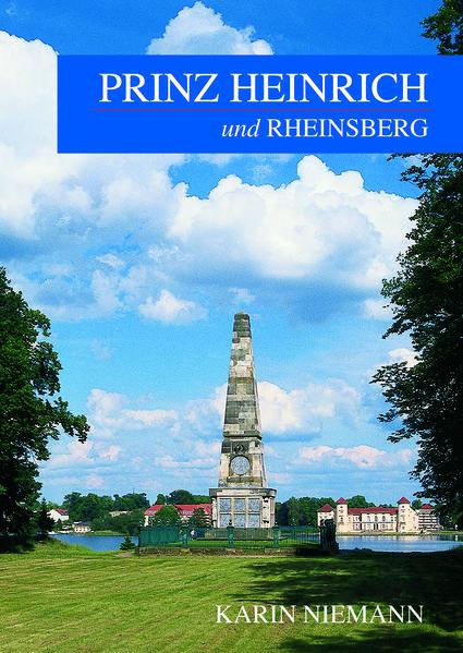 Prinz Heinrich und Rheinsberg - Coverbild