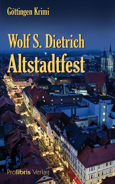 Altstadtfest - Coverbild