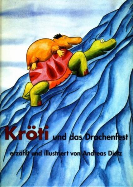 Kröti und das Drachenfest - Coverbild