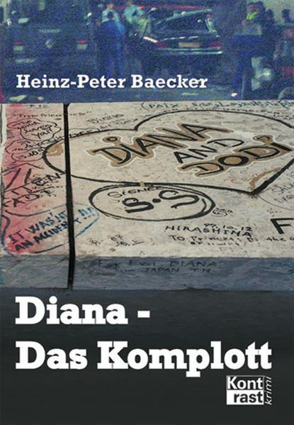 Diana - Das Komplott - Coverbild