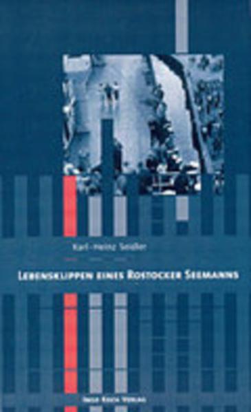 Lebensklippen eines Rostocker Seemanns - Coverbild
