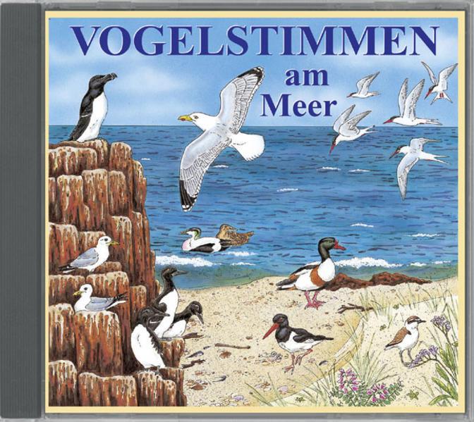 Vogelstimmen am Meer - Mit gesprochenen Erläuterungen - Coverbild