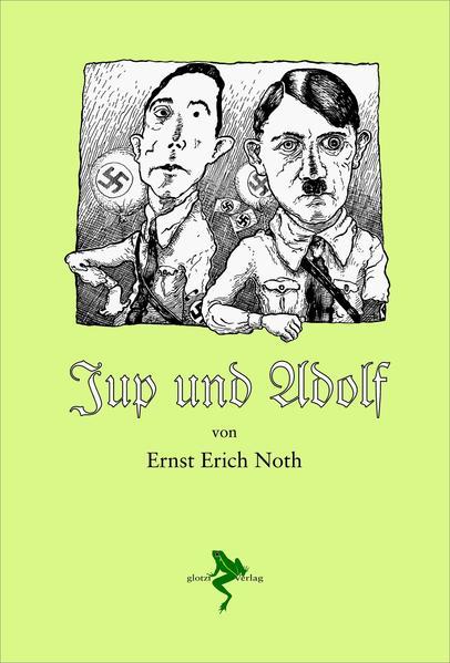 Jup und Adolf - Coverbild