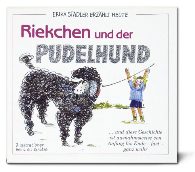 Riekchen und der Pudelhund - Coverbild