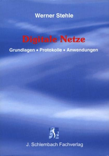 Digitale Netze - Coverbild