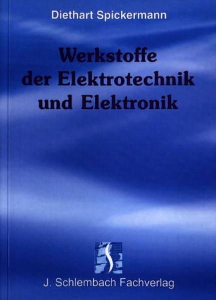 Werkstoffe der Elektrotechnik und Elektronik - Coverbild