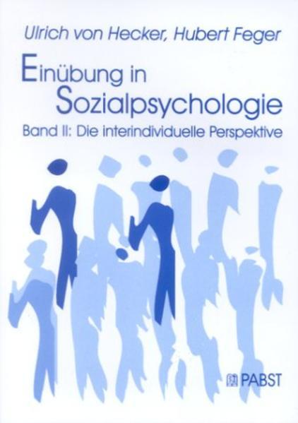 Einübung in Sozialpsychologie / Einübung in Sozialpsychologie - Coverbild