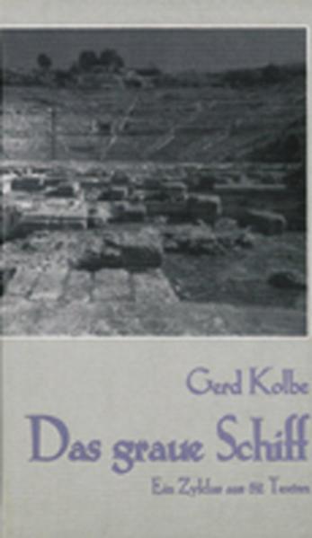 Das graue Schiff - Coverbild
