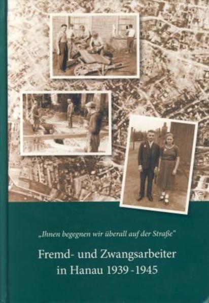 Hanauer Geschichtsblätter / Ihnen begegnen wir überall auf der Straße - Coverbild