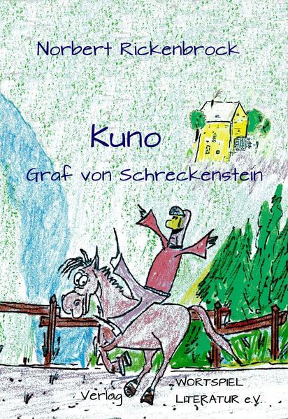 Kuno Graf von Schreckenstein - Coverbild
