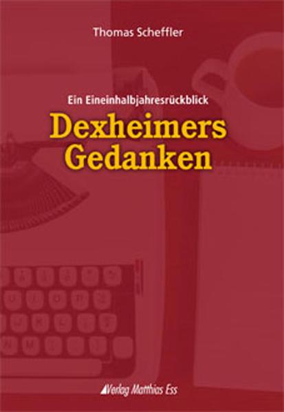 Dexheimers Gedanken - Coverbild