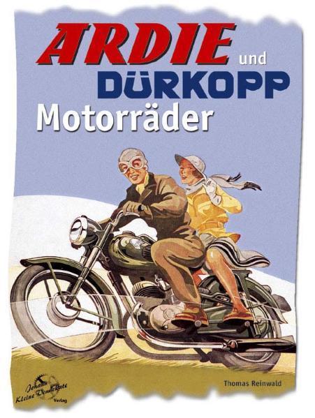 Ardie und Dürkopp Motorräder - Coverbild