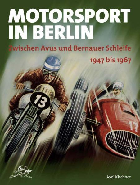 Motorsport in Berlin. 1947 bis 1967 - Coverbild