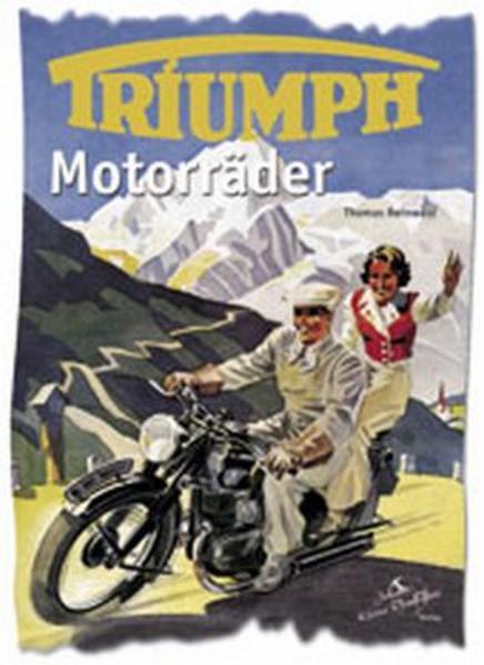 Triumph Motorräder - Coverbild