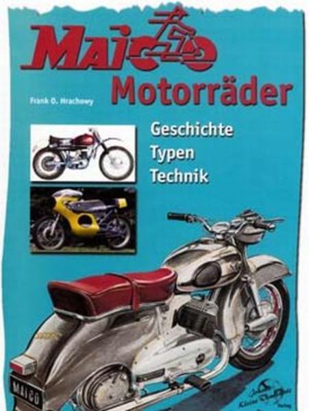 Maico Motorräder - Coverbild