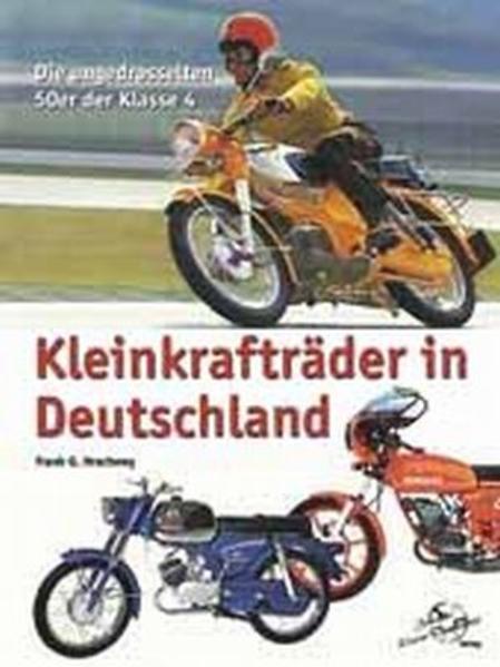 Kleinkrafträder in Deutschland - Coverbild