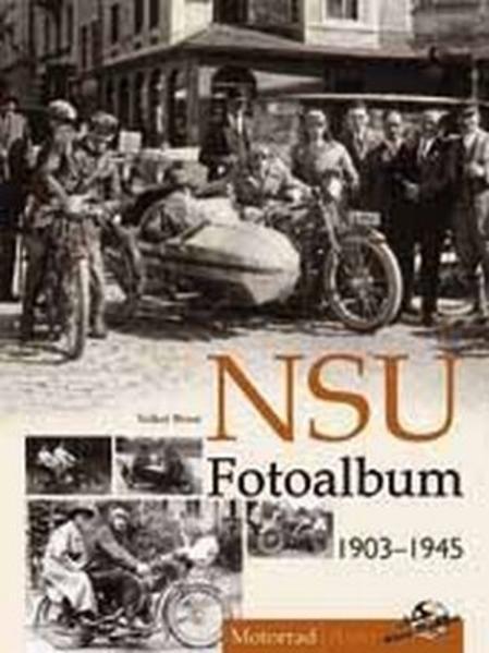NSU Fotoalbum 1903-1945 - Coverbild