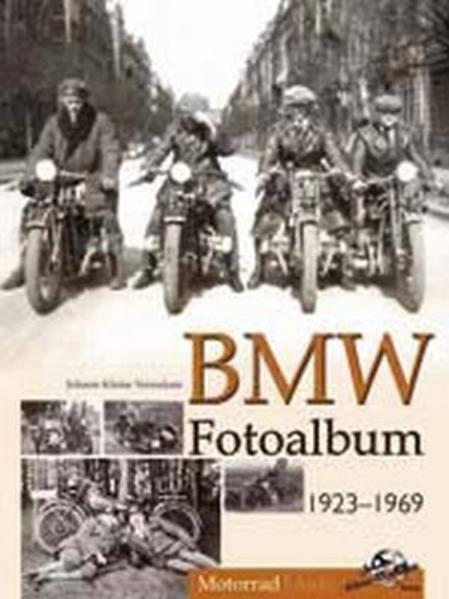 BMW Fotoalbum 1923-1969 - Coverbild