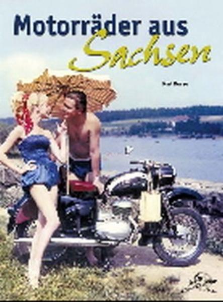 Motorräder aus Sachsen - Coverbild