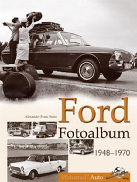 Ford Fotoalbum 1948-1970 - Coverbild