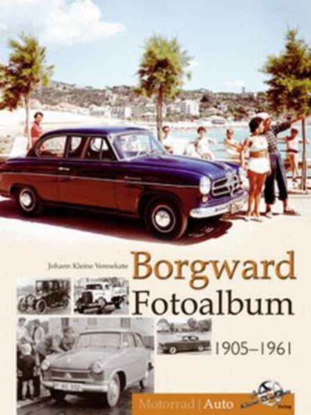 Borgward Fotoalbum 1905-1961 - Coverbild