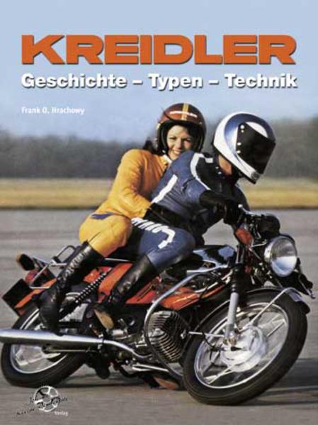 Kreidler - Coverbild
