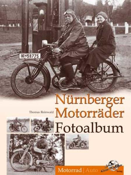 Nürnberger Motorräder Fotoalbum - Coverbild
