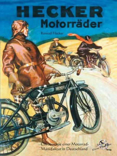 Hecker Motorräder - Coverbild