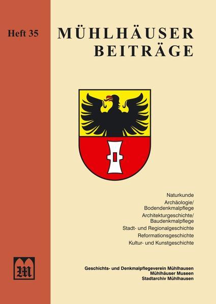Mühlhäuser Beiträge / Mühlhäuser Beiträge. Heft 35 - Coverbild