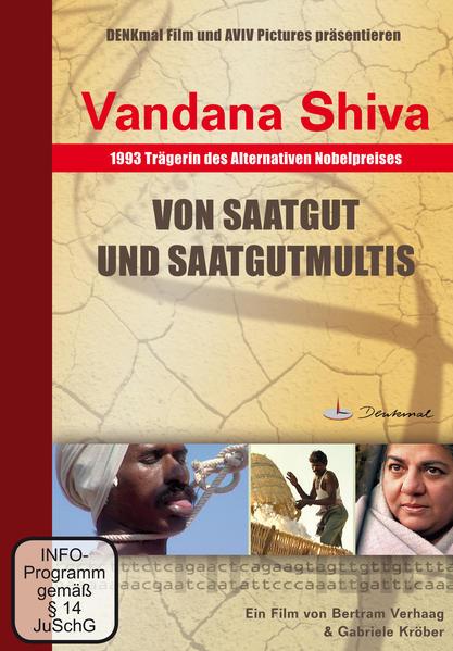Vandana Shiva - Von Saatgut und Saatgutmultis - Coverbild