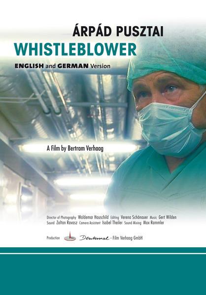 Árpád Pusztai - Whistleblower - Coverbild