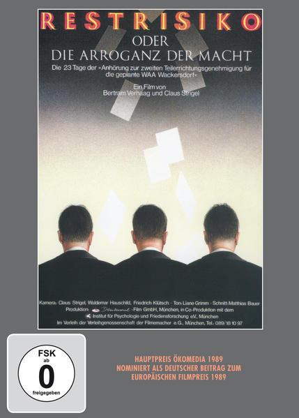 Restrisiko - oder die Arroganz der Macht - Coverbild