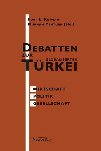 Debatten zur globalisierten Türkei - Coverbild