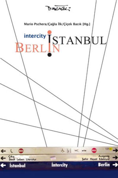 Intercity Istanbul-Berlin - Coverbild