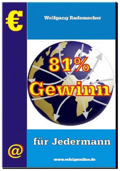 81 % Gewinn für Jedermann - Coverbild