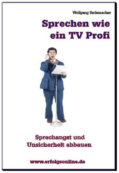 Sprechen wie ein TV-Profi - Coverbild
