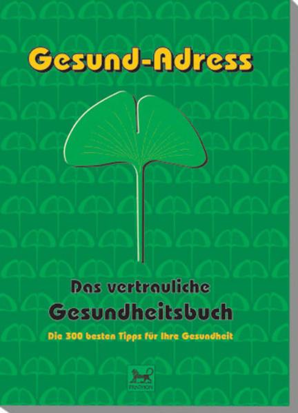 Gesund-Adress - Coverbild
