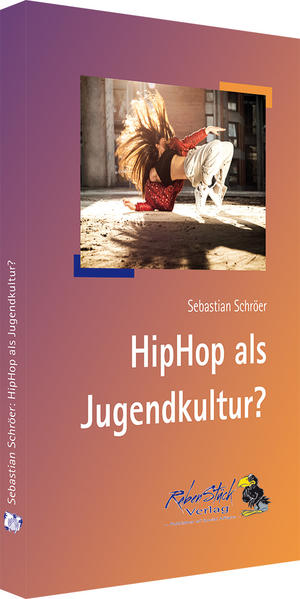 HipHop als Jugendkultur? - Coverbild
