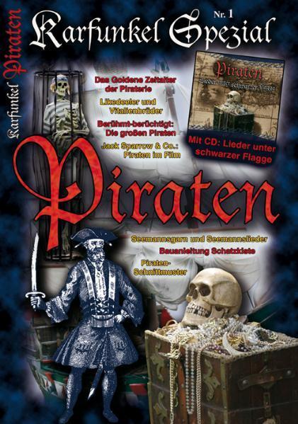 Karfunkel Spezial Nr. 1: Piraten - Coverbild