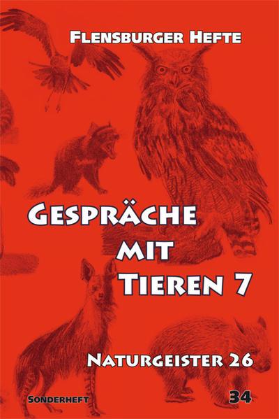 Gespräche mit Tieren 7 - Coverbild