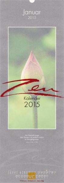 Zen-Kalender 2015 - Coverbild