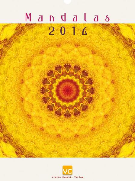 Mandalas 2016 - Coverbild