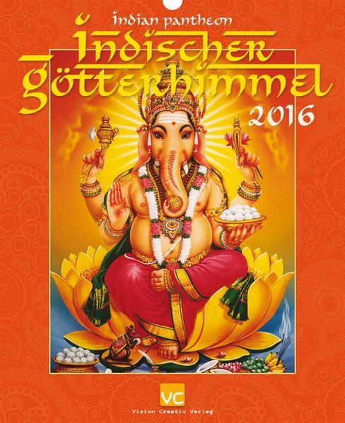 Indischer Götterhimmel 2016 - Coverbild