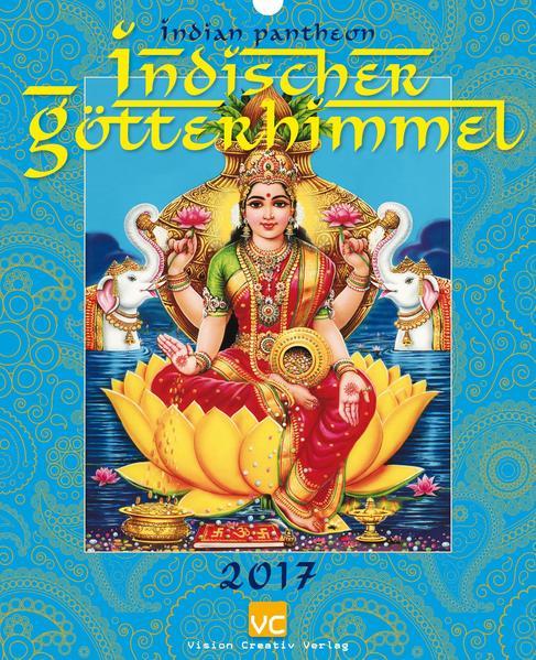 Indischer Götterhimmel 2017 - Coverbild