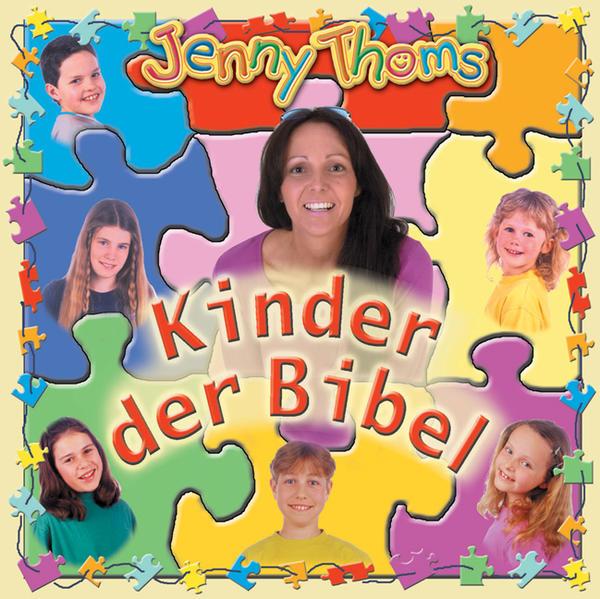 Kinder der Bibel CD - Coverbild