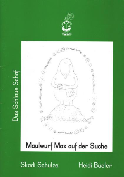 Max, der Maulwurf - Coverbild