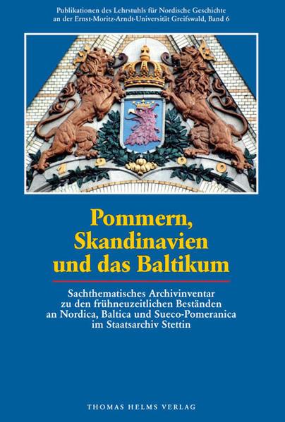 Pommern, Skandinavien und das Baltikum - Coverbild