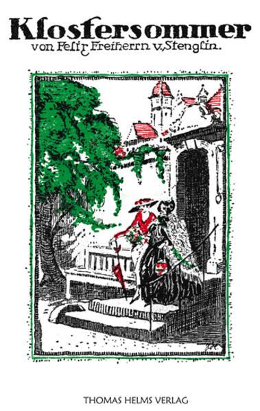 Klostersommer - Coverbild